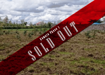 Kamulu Phase 1 – Sold Out