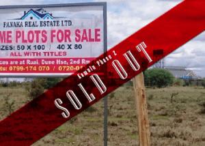 Kamulu plots for sale