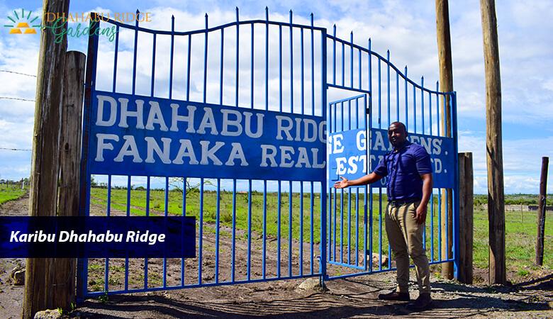 Fanaka Dhahabu Karibu