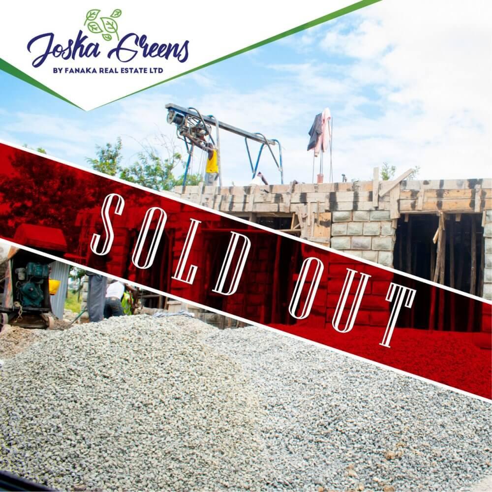 Joska gardens – soldout