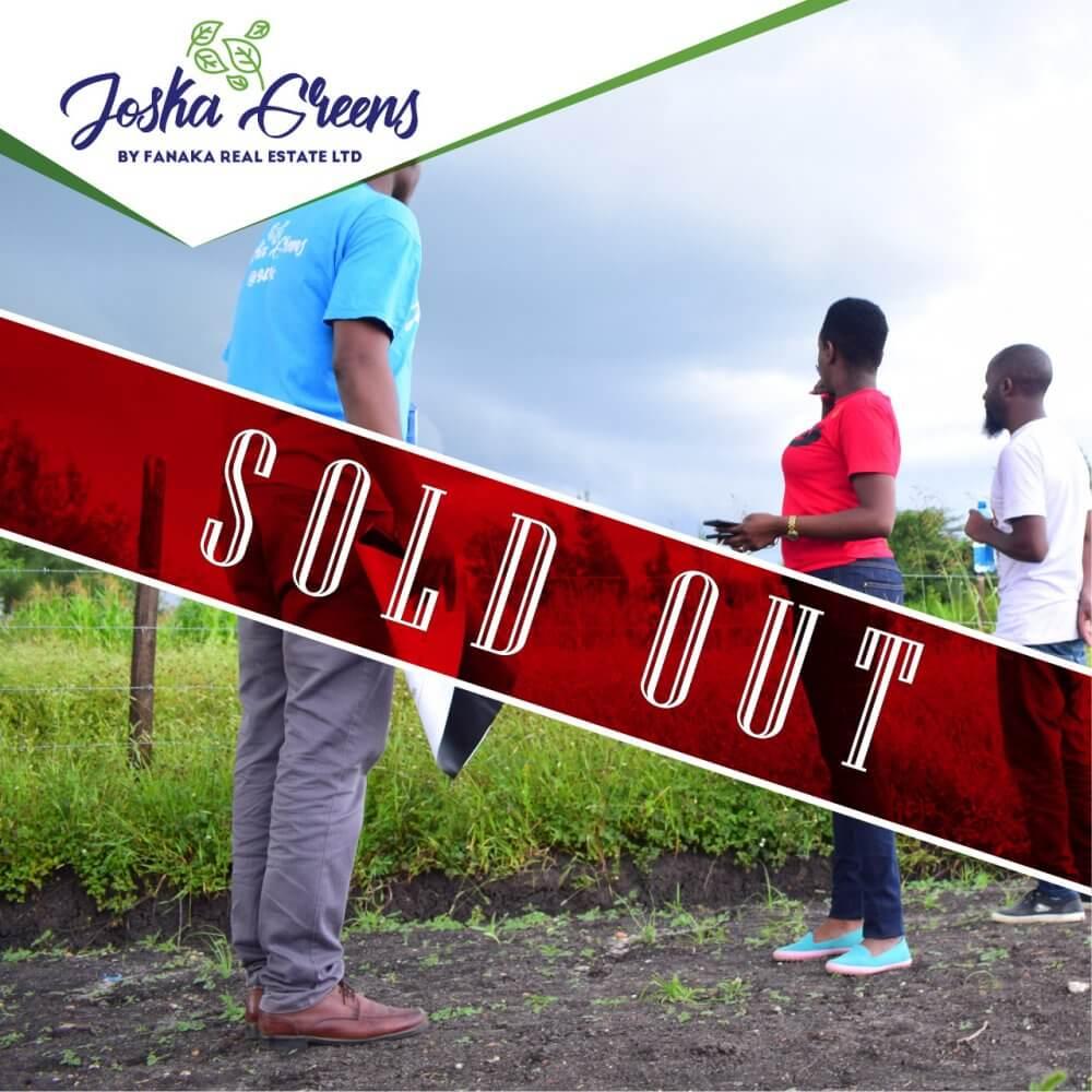 Joska gardens – soldout 2