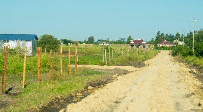 plots for sale in Joska