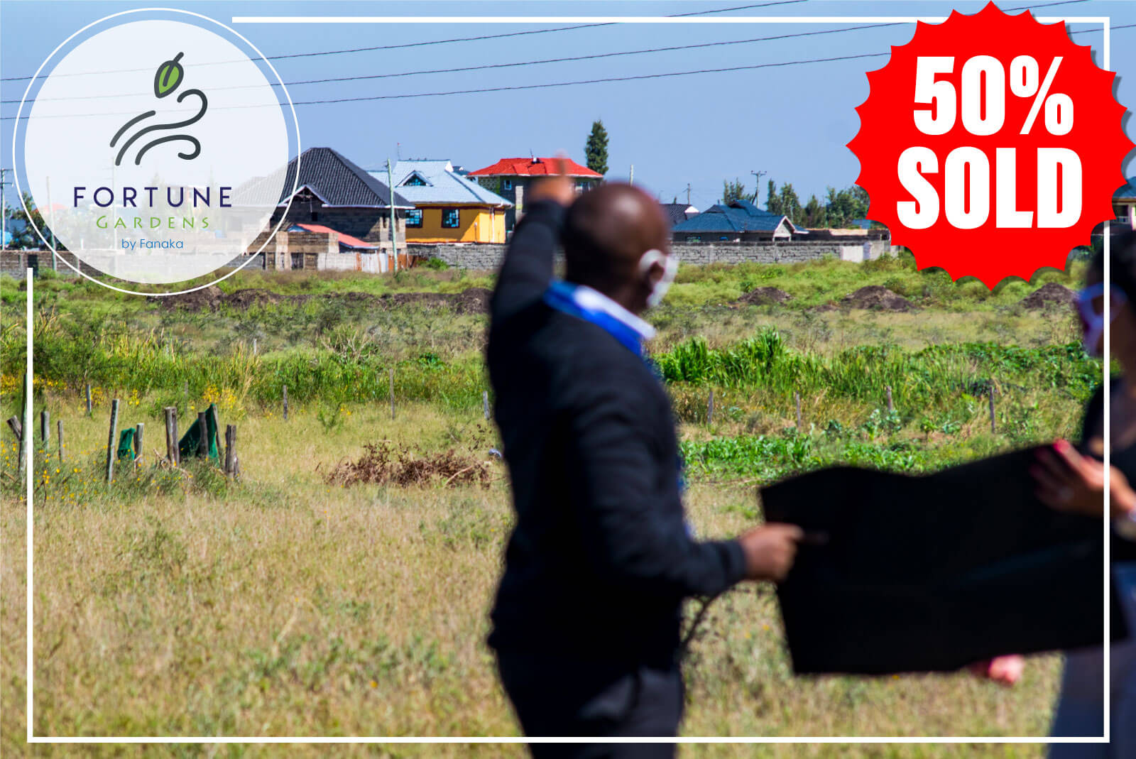 Kamulu residential plots for sale sale