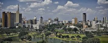 Metropolitan nairobi cbd
