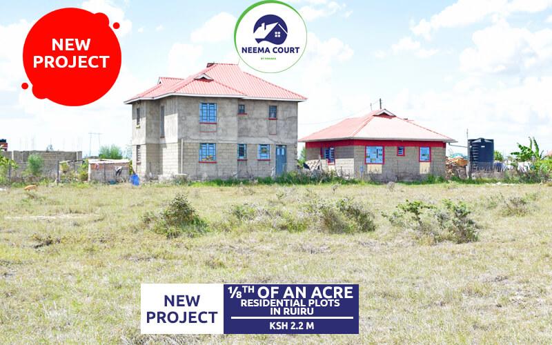 plots for sale in ruiru kamakis