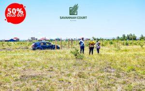 savanna a plot for sale in Kamakis Ruiru Bypass