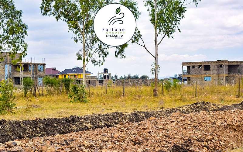 plots for sale in kantafu kangundo road
